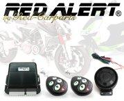 Red-Alert RC2 Motorrad Alarmanlage Roller Quad Anhänger