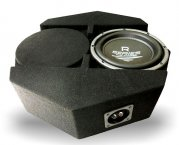 Audio System Reserveradmulde Subwoofer R10FLAT active