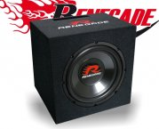 Renegade Subwoofer Box RXV1000