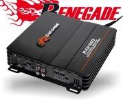 Renegade Auto Verstärker Endstufe RXA550 2x 275W