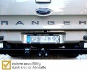 Ford Rückfahrkamera nachrüsten Ranger Tourneo Transit F-150
