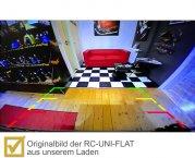 Rückfahrkamera sehr unauffällige HD Mini Kamera mit Distanzlinien 150°