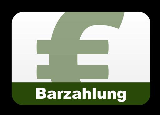 Barzahlung/EC-Kartenzahlung