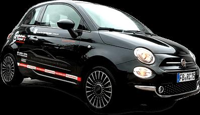 Fiat 500 kostenlos